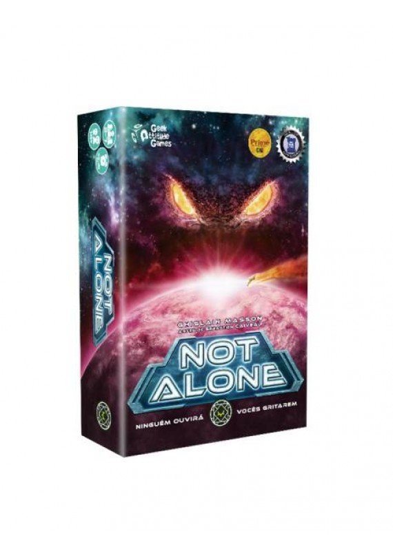 Not alone popup