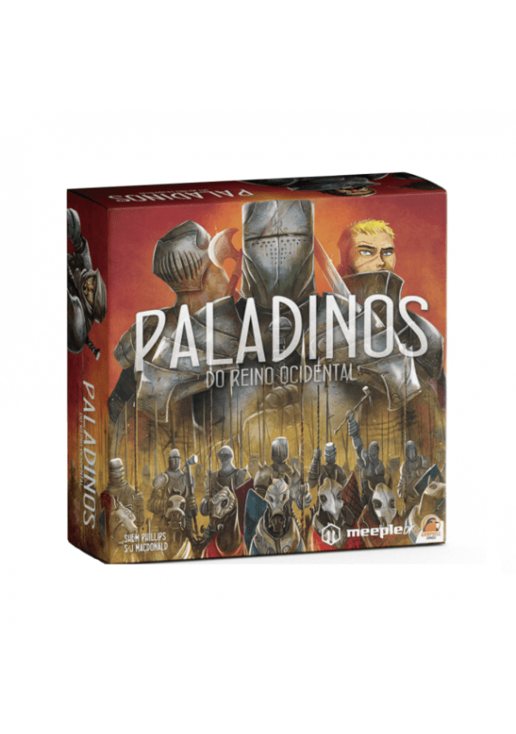 Paladinos do Reino Ocidental popup