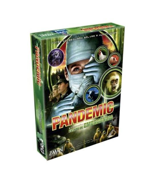 Pandemic: Estado de emergência