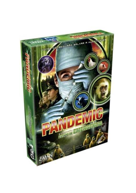 Pandemic: Estado de emergência popup