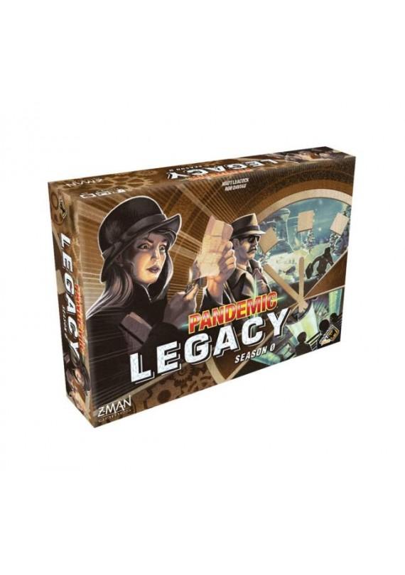 Pandemic Legacy: Season 0 popup