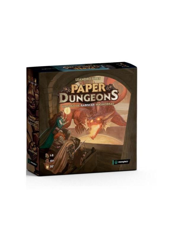 Paper Dungeons: Um jogo de rabiscar masmorras popup