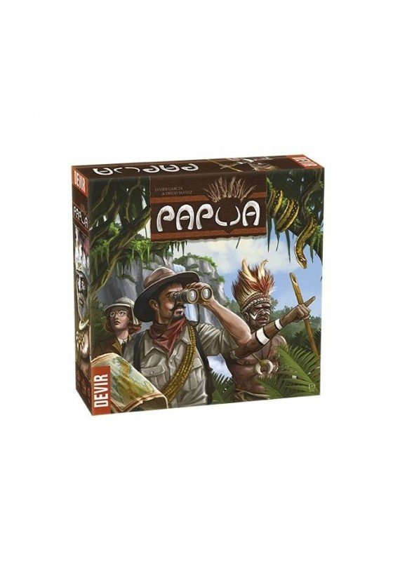 Papua popup