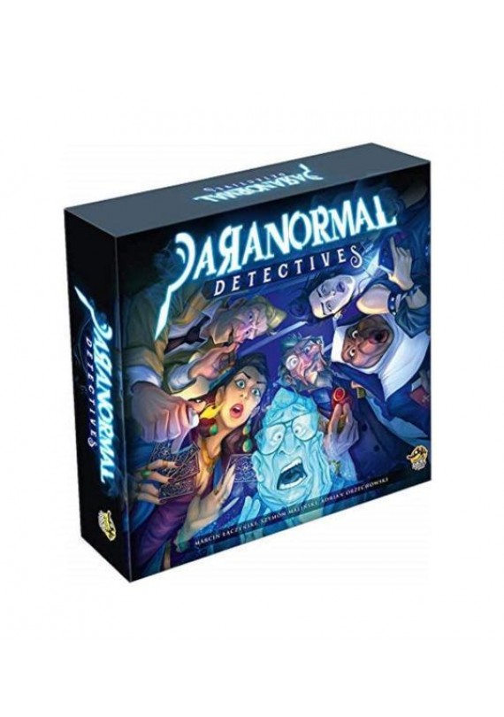 Paranormal Detectives popup
