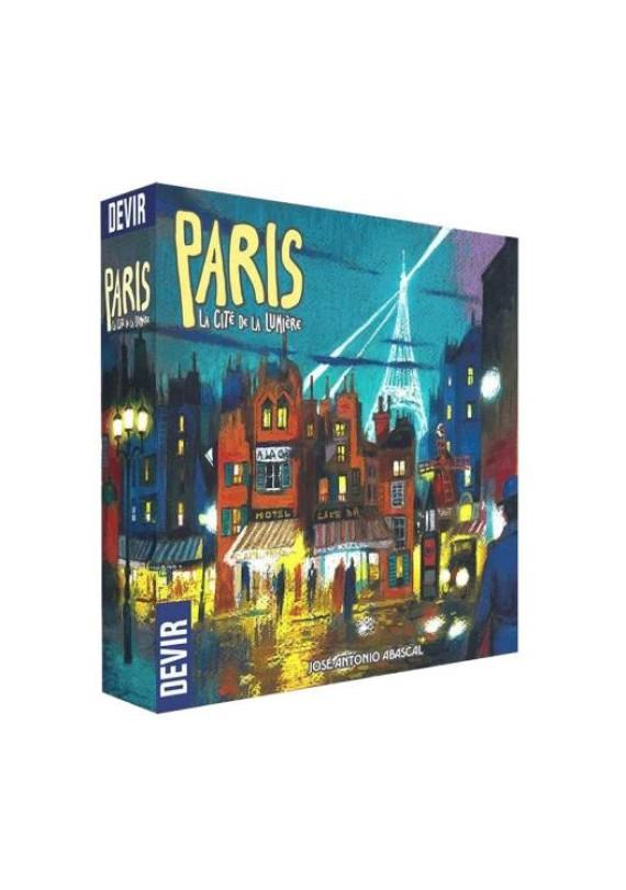Paris: la cité de la Lumière popup