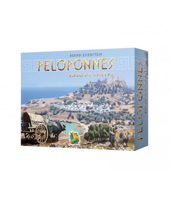 Peloponnes: jogo de cartas