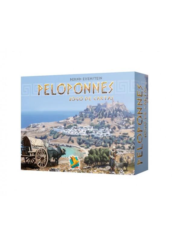 Peloponnes: jogo de cartas popup