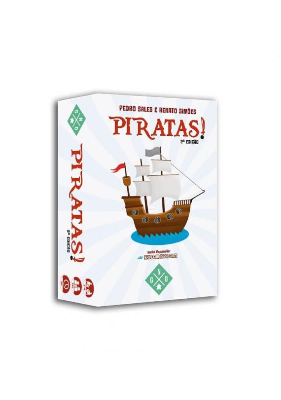 Piratas! (2a. edição) popup