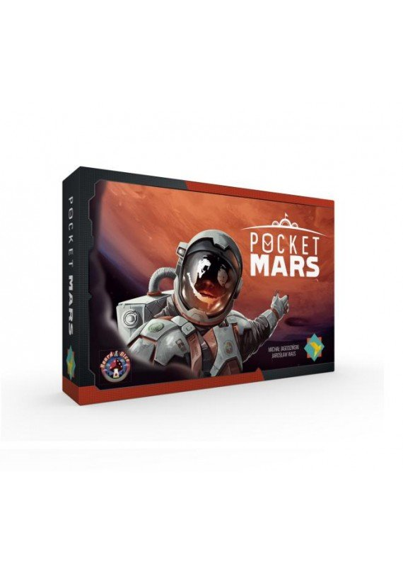Pocket Mars popup