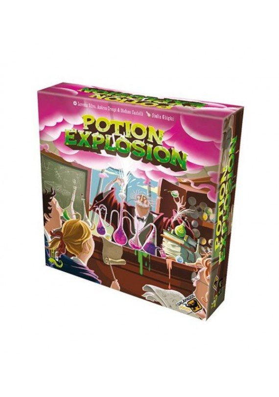 Potion Explosion popup