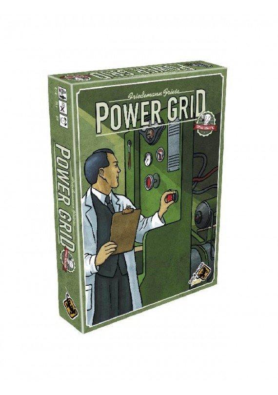 Power Grid: Versão Energizada popup