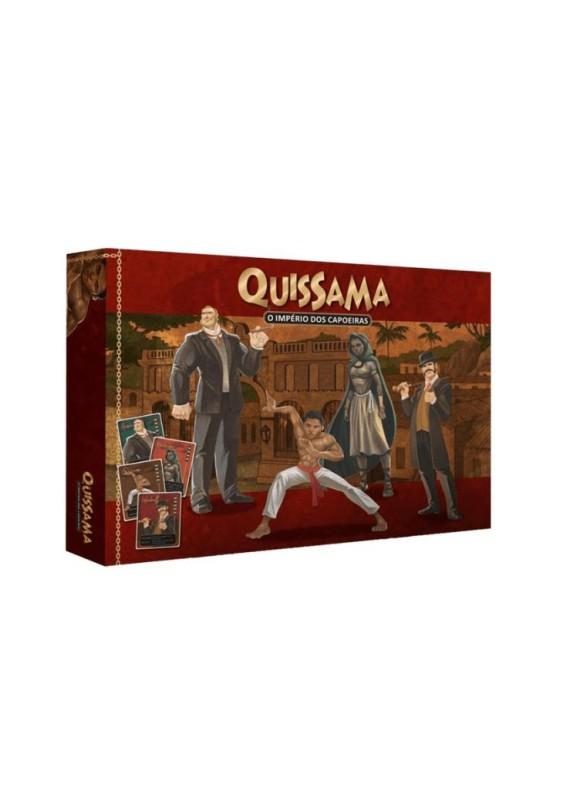 Quissama: o império dos capoeiras popup