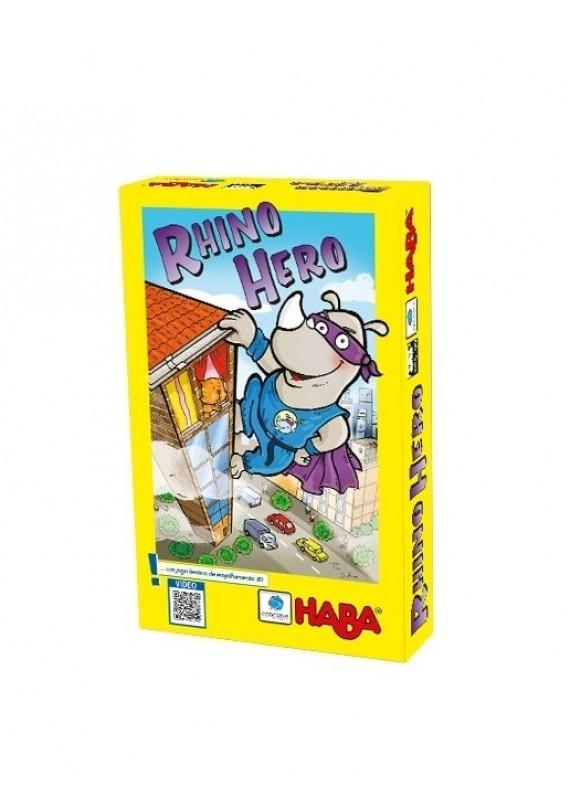 Rhino hero popup