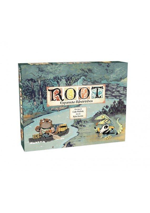 Ribeirinhos: expansão do Root popup