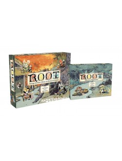 Root + expansão Ribeirinhos