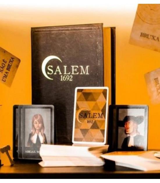 Cidades sombrias, 2: Salem 1692