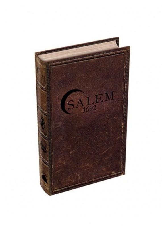 Cidades sombrias, 2: Salem 1692 popup
