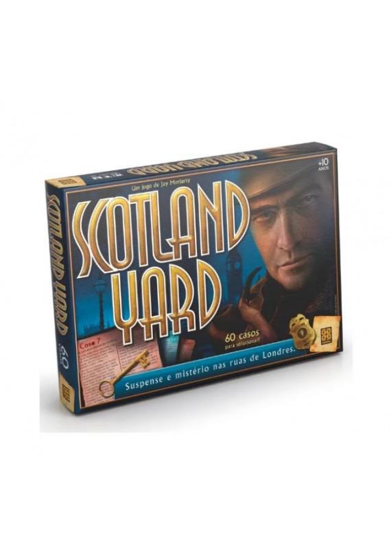 Scotland Yard popup