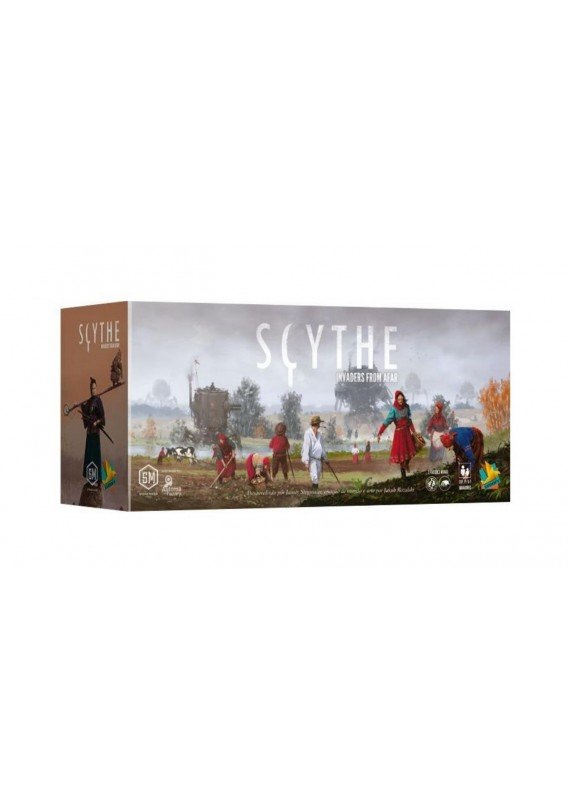Scythe: Invaders from Afar popup
