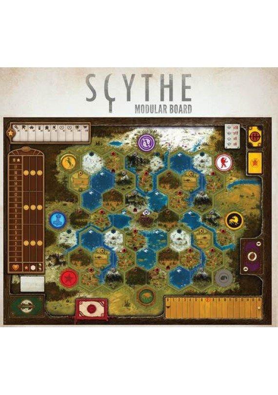 Tabuleiro modular do Scythe popup