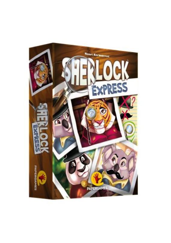 Sherlock Express popup