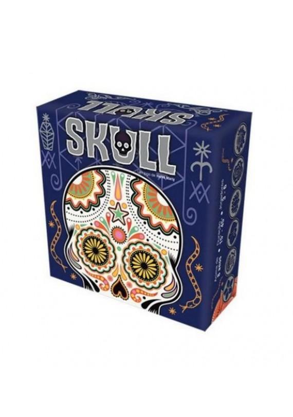 Skull popup