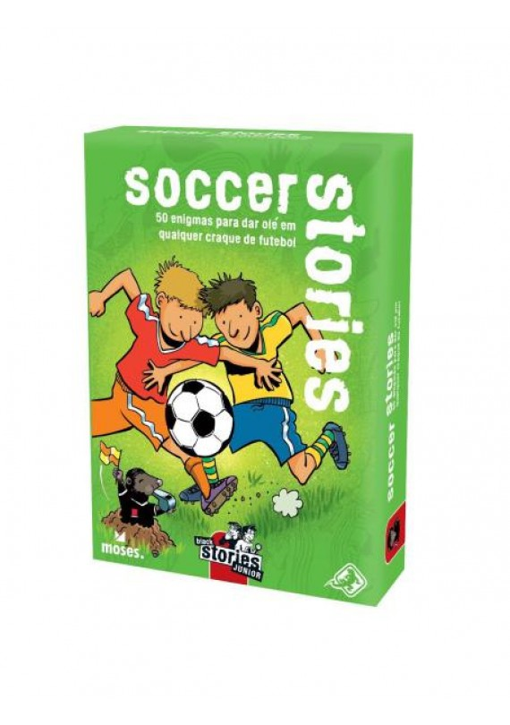 Soccer Stories popup