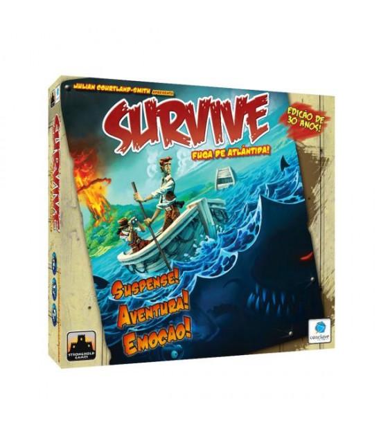 Survive: Fuga de Atlântica