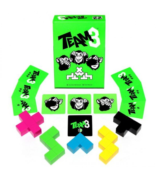 Team 3 Green