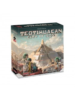 Teotihuacan: City of the God  + Insert em MDF