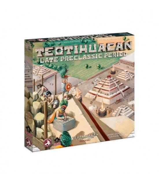 Teotihuacan: Late Preclassic Period + Promos