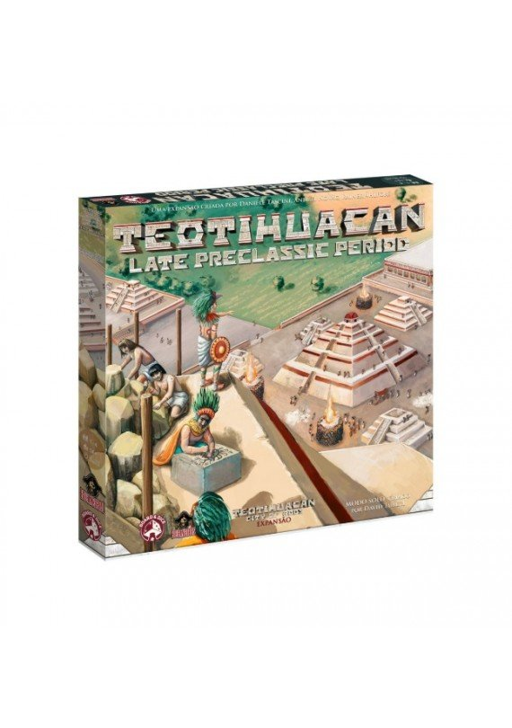 Teotihuacan: Late Preclassic Period + Promos popup