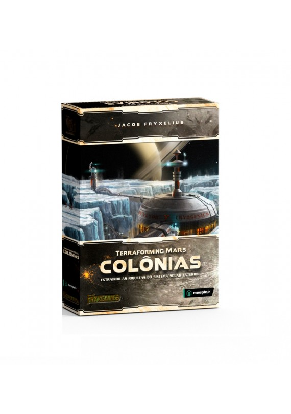 Terraforming Mars: Colônias popup