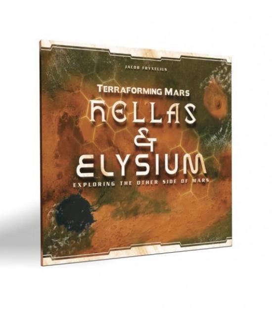 Terraforming mars: Hellas & Elysium (Exp.)