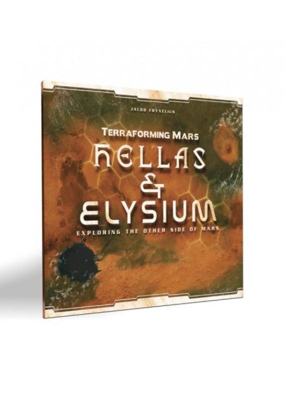 Terraforming mars: Hellas & Elysium (Exp.) popup