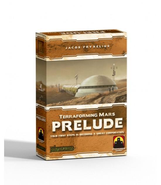 Terraforming Mars: Prelúdio (Exp.)