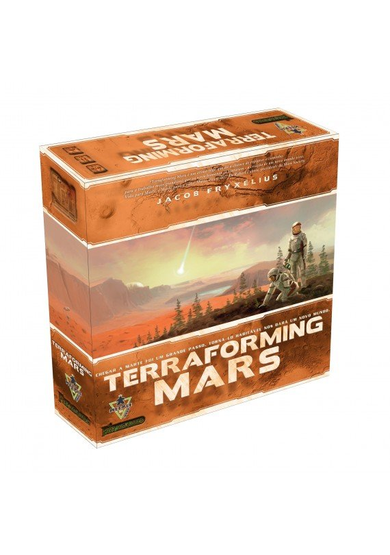Terraforming mars popup