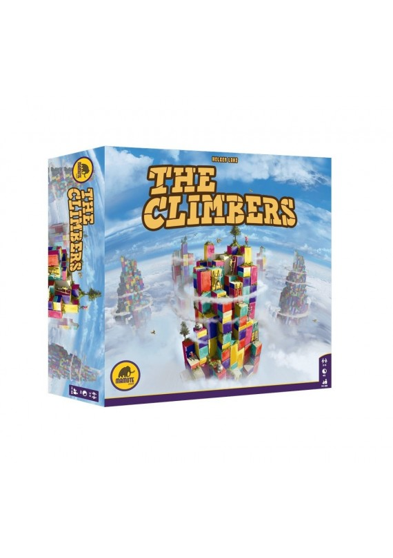 The climbers popup