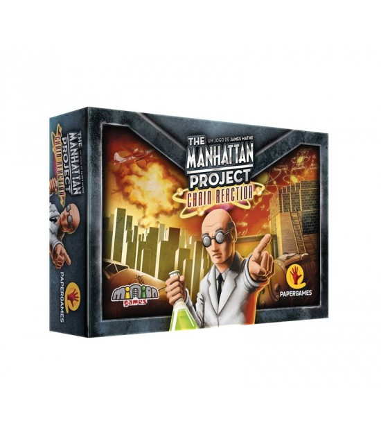 The Manhattan Project, chain reaction