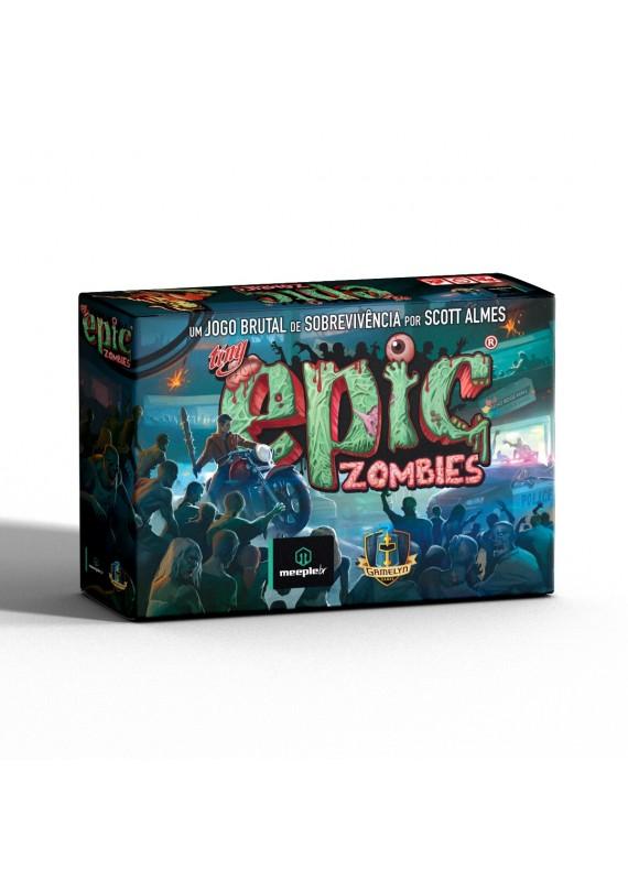Tiny Epic Zombies popup