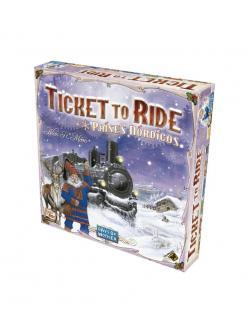 Ticket to ride: Países Nórdicos