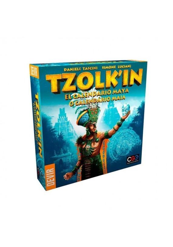 Tzolk'in, o calendário maia popup