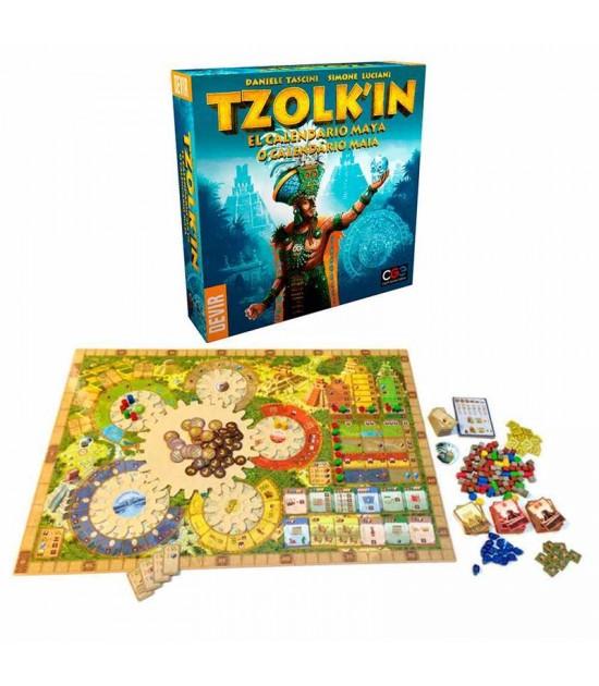 Tzolk'in, o calendário maia