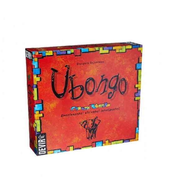 Ubongo, nova edição