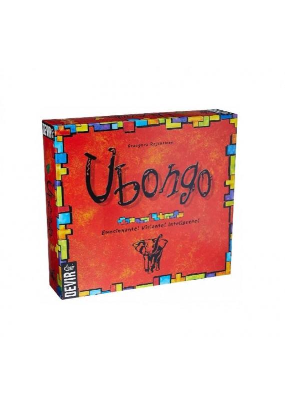 Ubongo, nova edição popup