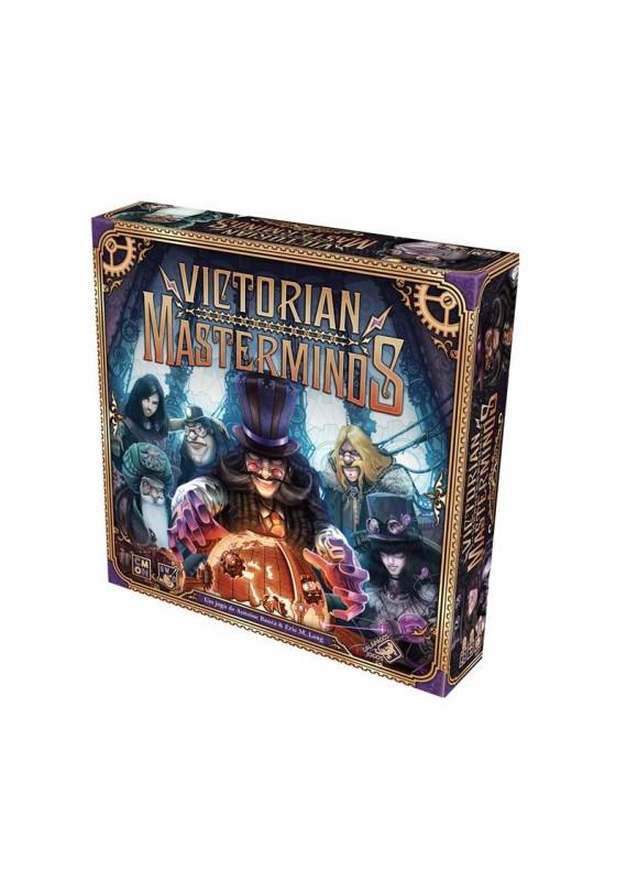 Victorian Masterminds popup
