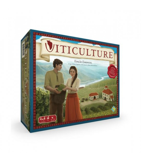 Viticulture: Edição Essencial