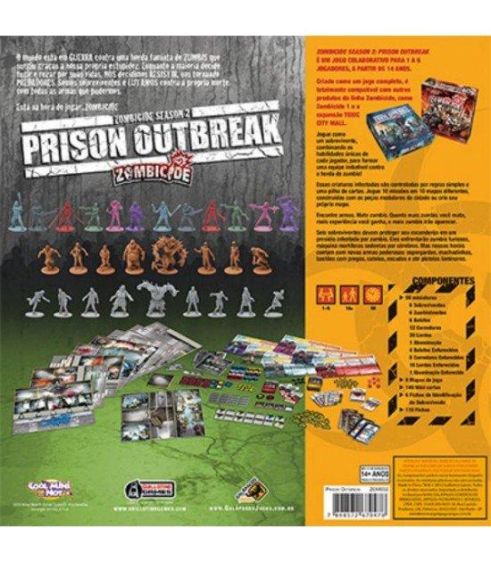 Zombicide 2: Prison Outbreak