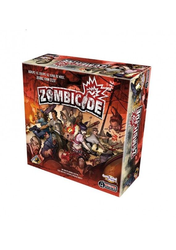 Zombicide popup