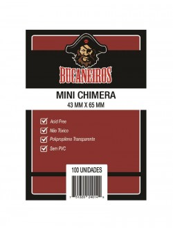 Sleeve Mini Chimera (43x65mm)